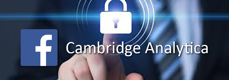 Facebook Cambridge Analytica Data Breach Lock