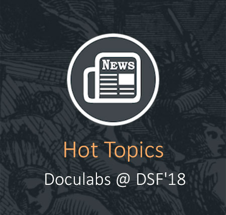 Hot Topics Icon Doculabs DSF18