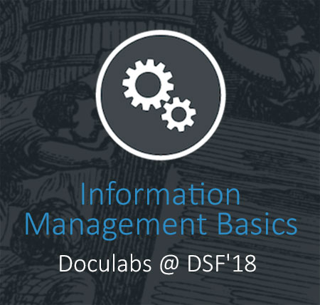Information Management Icon Doculabs DSF18