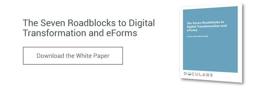 The Seven Roadblocks to Digital Transformation White Paper