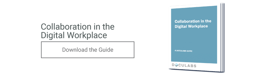 Download the Collaboration in the Digital Workplace guide
